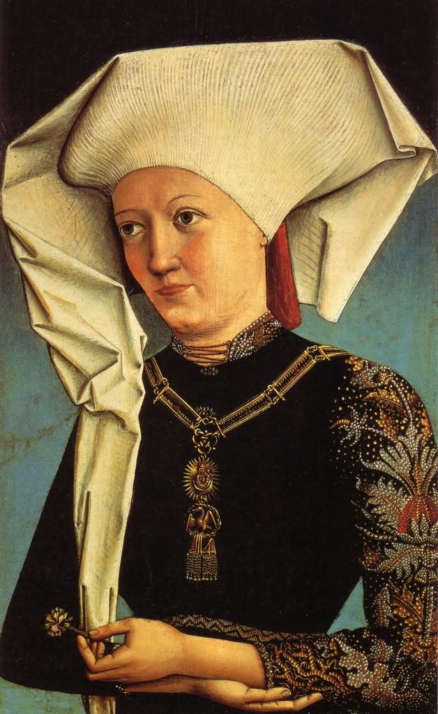"""Sebald Bopp zugeschrieben, """"Krainer Hemma"""", um 1490, Sammlung Thyssen Bornemisza, Castagnola"""