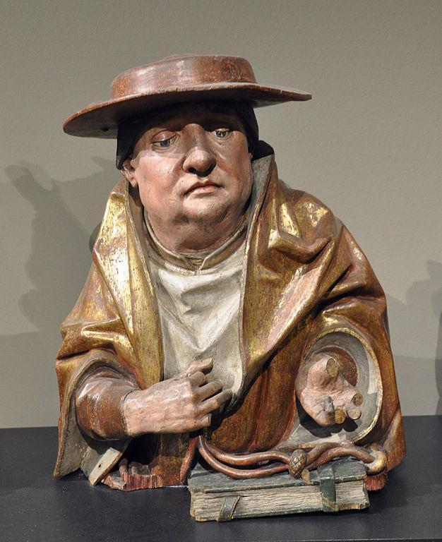 Hans Bilger, Hieronymusbüste, 1489–1496, Liebieghaus, Frankfurt