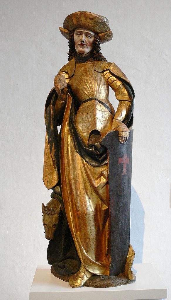 Hl. Hippolytus, um 1515, Staatliche Kunstsammlungen Dresden. Foto: Andreas Praefcke