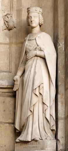 blažena Izabéla Francoska - devica in princesa