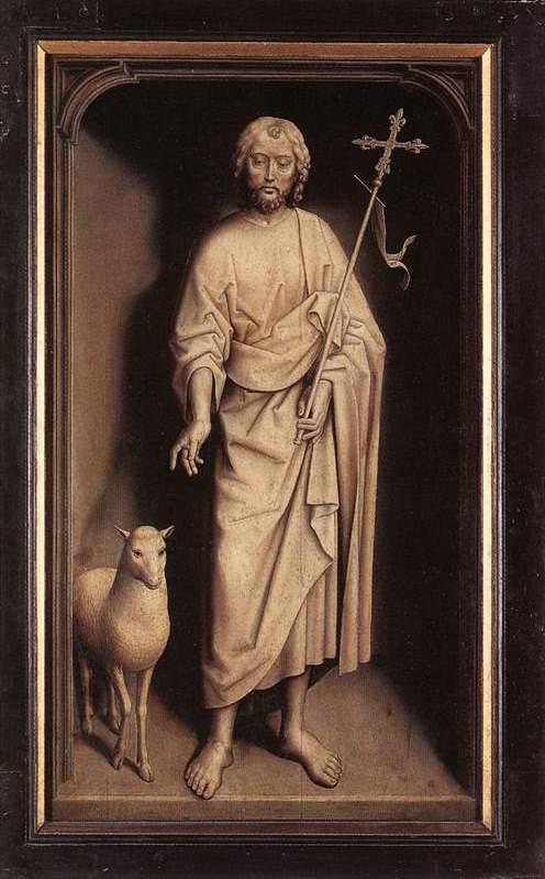 Hans Memling, Moreel-Triptychon, 1484, Groeningemuseum, Brügge