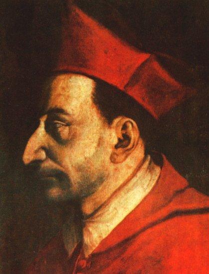 Portrait von Giovanni Ambrogio Figino (1548–1608)