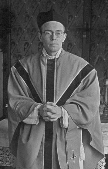 Foto von der Generalprobe der Priesterweihe