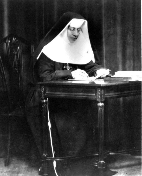 Katharine Drexel, um 1915