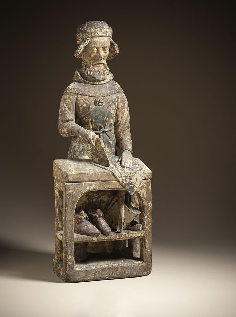 Saint Crispin, um 1500, Los Angeles County Museum of Art. Foto: © Museum Associates/LACMA