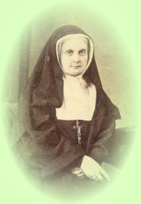 Marie-Thérèse de Soubiran um 1870