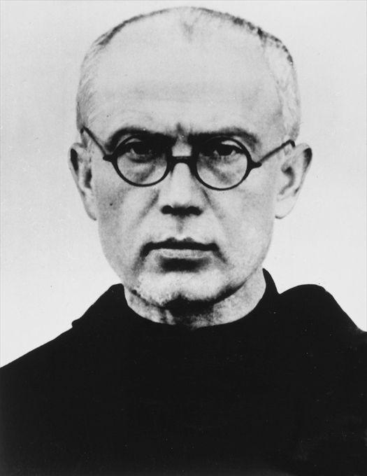 P. Maximilian M. Kolbe OFMConv, 1939