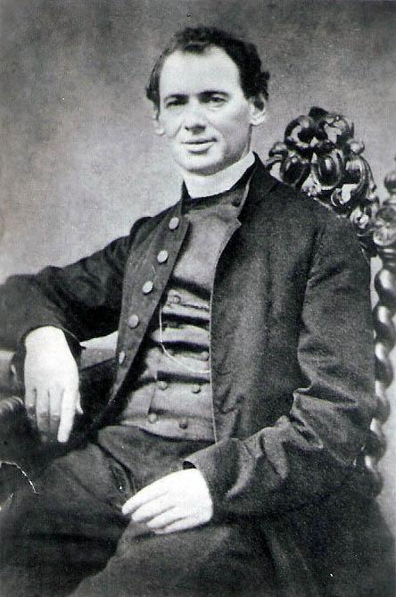 Robert Spiske um 1855