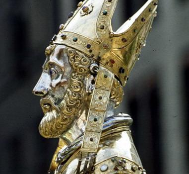 "Hauptreliquiar (""Noodkist"") des heiligen Servatius, 1579, Sint-Servaasbasiliek, Maastricht"