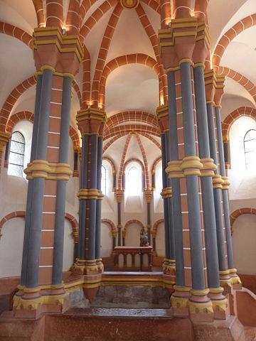 Die Obere Kapelle auf Burg Vianden. Foto: Chris06 (CC BY-SA 3.0)