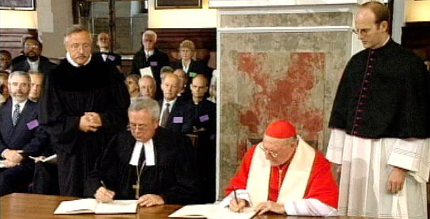 20 Jahre Gemeinsame Erklärung (Bild: katholisch1.tv)