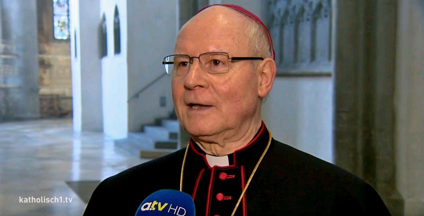 Bischof Konrad: Abschiedstermin
