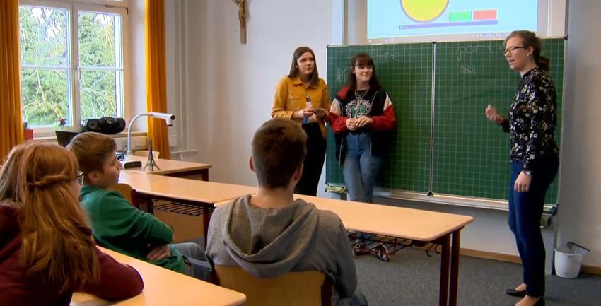 "Schulwerk Sendung ""Abgefahren"" 2019"