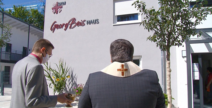 Boxbild Georg-Beis-Haus