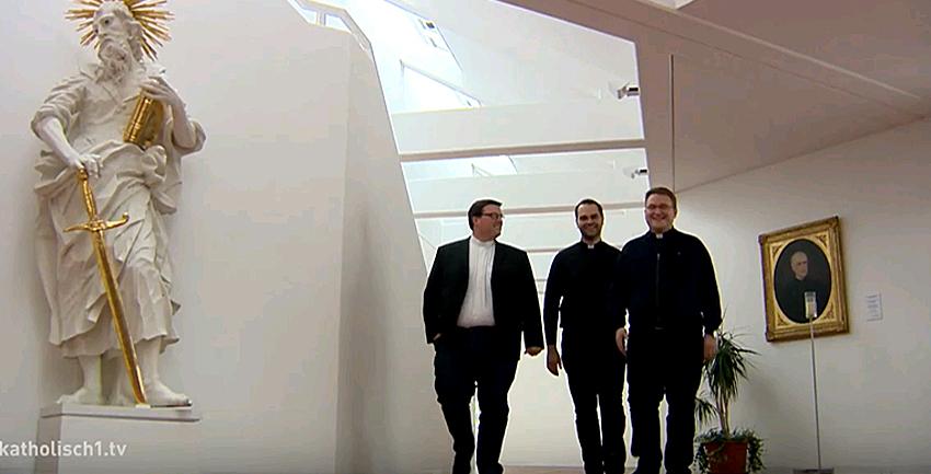 Boxbild Priesterweihekandidaten