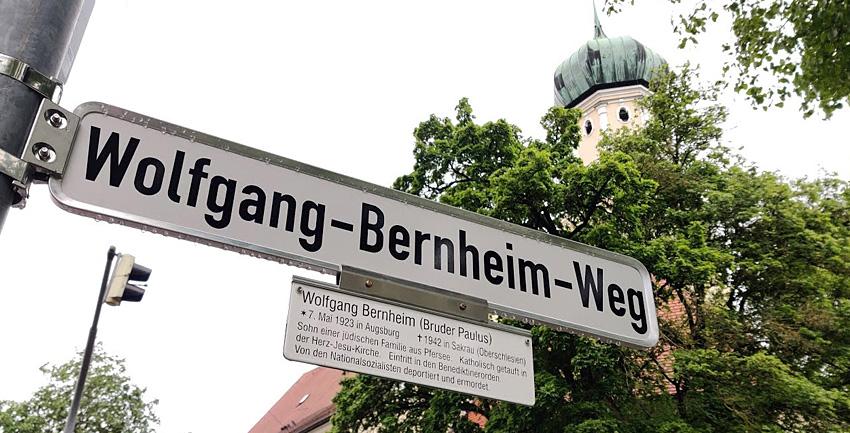 Boxbild Wolfgang-Bernheim Weg