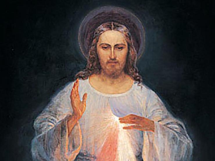 Darstellung des barmherzigen Jesus (Bild: Wikimedia Commons)