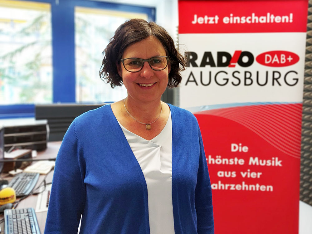 Die neue Leiterin des Bischöflichen Seelsorgeamtes Angelika Maucher (Foto: Radio Augsburg)