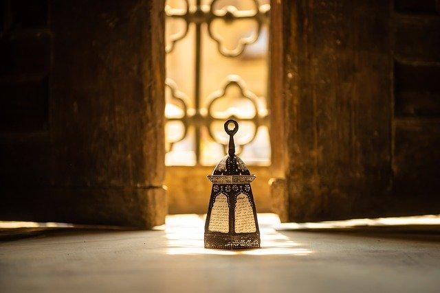 Eine traditionelle Ramadanlaterne (Foto: Pixabay)