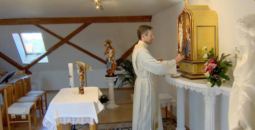 Gemeinschaft übernimmt Leitung an der Gebetsstätte Wigratzbad