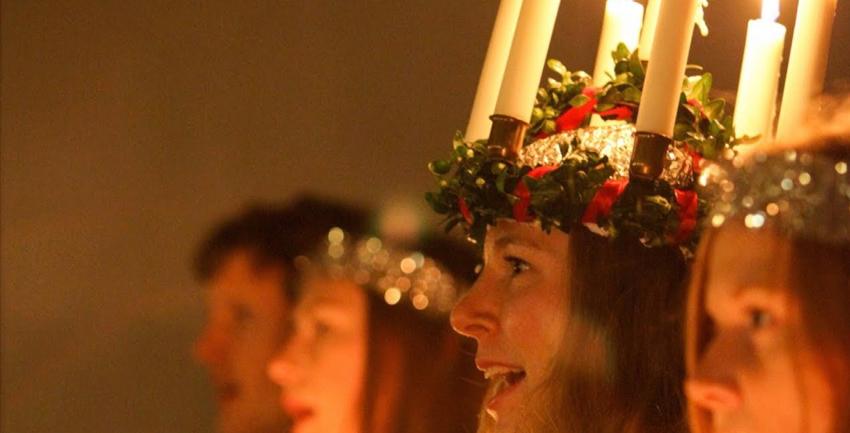 Heilige der Advents- und Weihnachtszeit