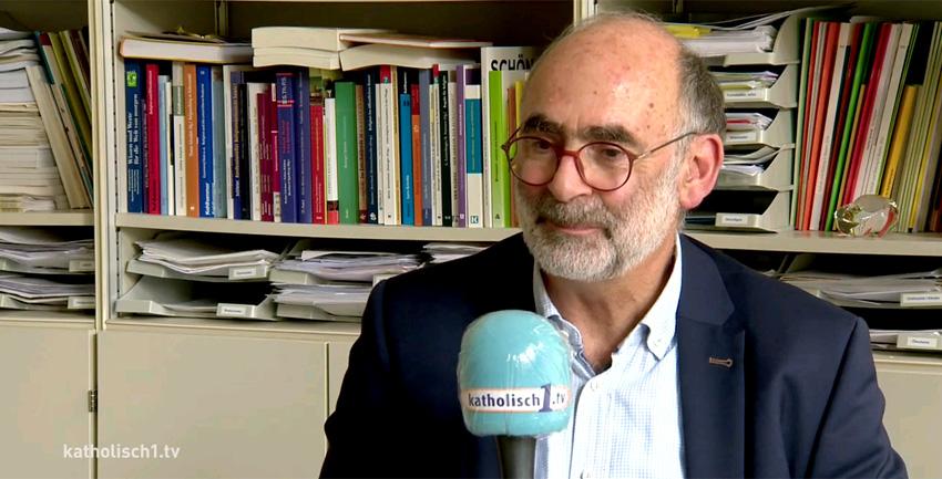 Interview mit Bernhard Rößner (katholisch1.tv)