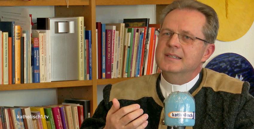 Interview Priesterseelsorger Ruppert Ebbers (katholisch1.tv)