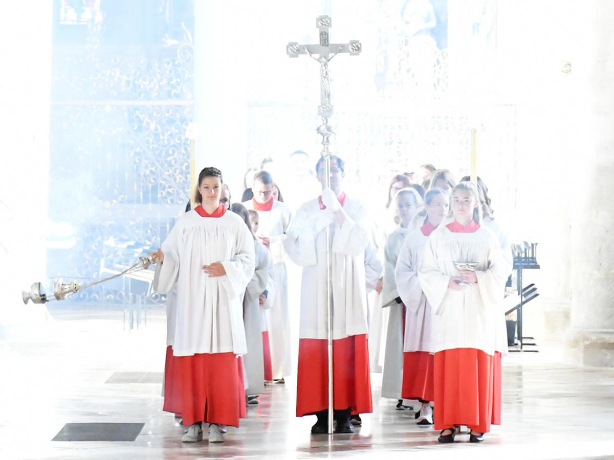 Katholizismus morgen - wie viel Kirche braucht die Welt? (Symbolfoto: Julian Schmidt / pba)