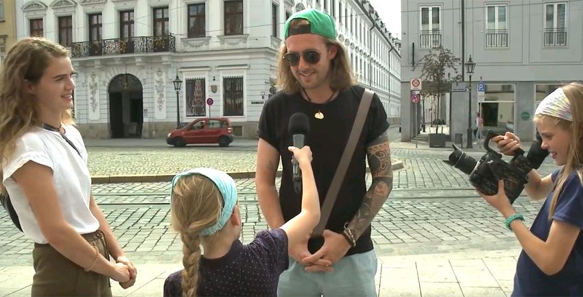 Kinderreporter Wie soll der neue Bischof von Augsburg sein Videos