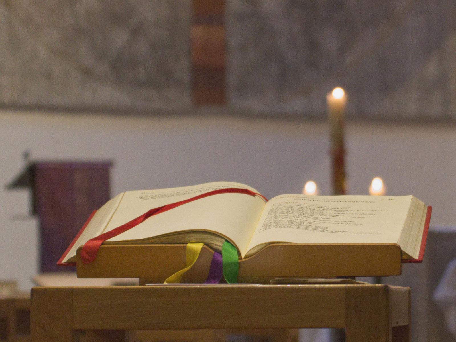 """""""Die Liturgie mit biblischen Augen betrachten"""" - Diözesaner Lektorentag am 4. April (Symbolbild: pixabay)"""