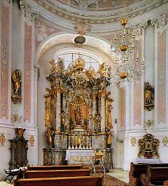 Die Marienkapelle von Gabriel de Gabrieli