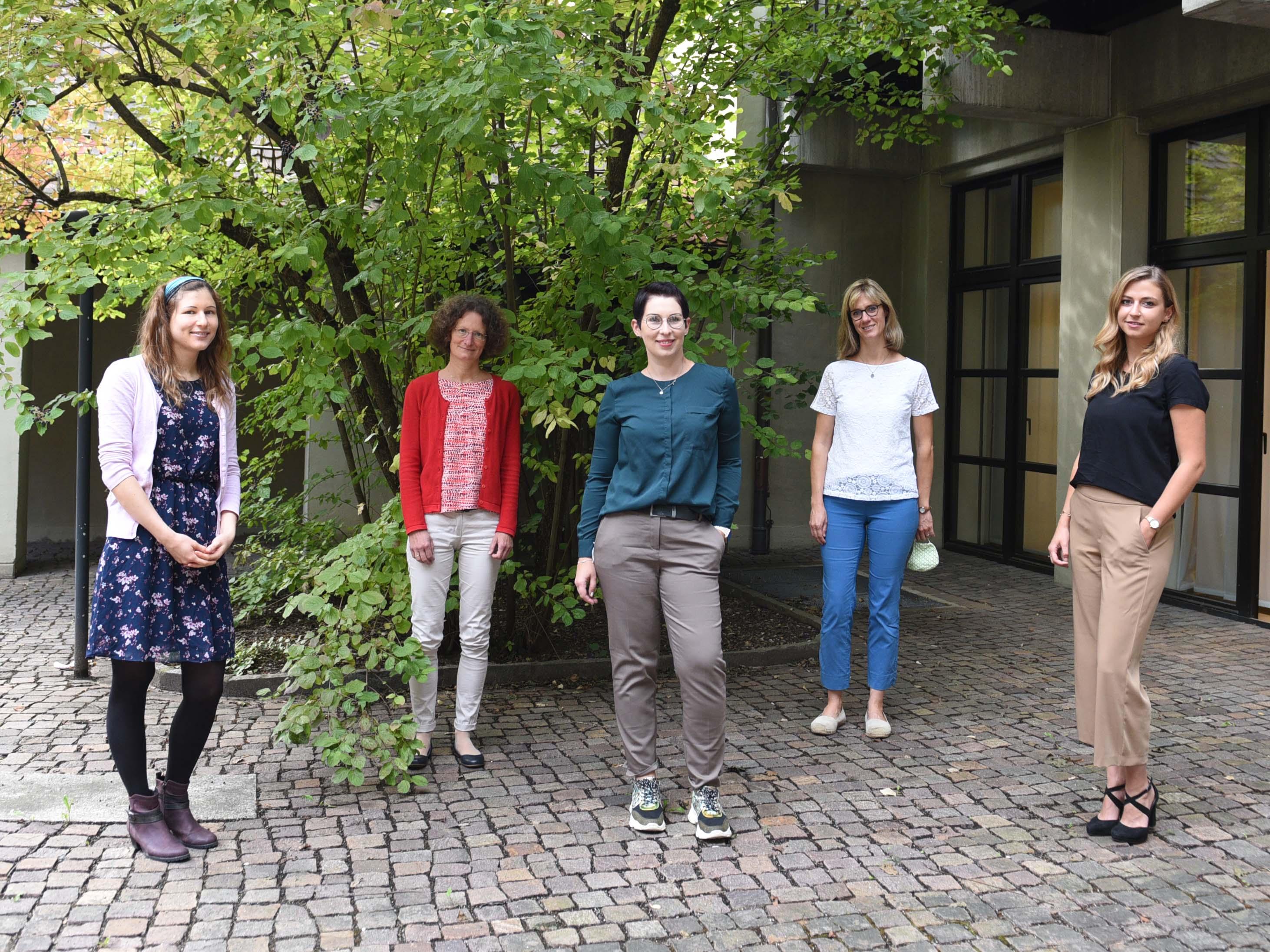 Neue Religionslehrerinnen im Kirchendienst_Foto Maria Steber