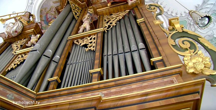 Orgel-Reihe (1)_Die Älteste (katholisch1.tv)