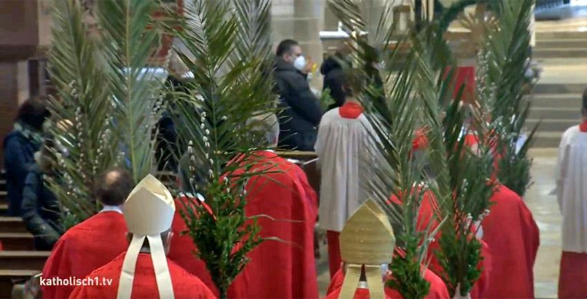 Palmsonntag (katholisch1.tv)
