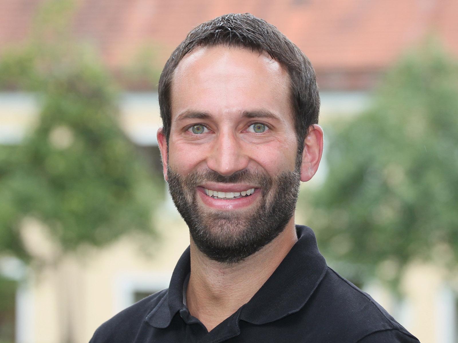 Pastoralreferent Michael Rösch