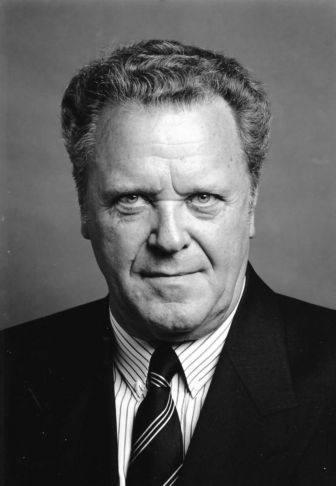 + Pfarrer i.R. Bruno Feß (1923-2020) (Foto: privat)