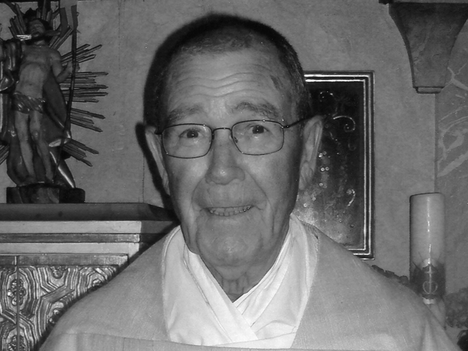 + Pfr. i.R. Helmut Bertele (1937-2021) (Foto: PG Wasserburg)