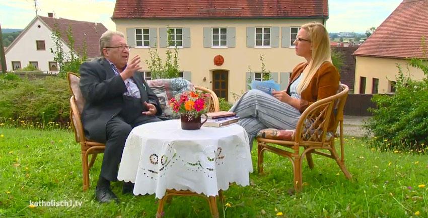 Sommerplaudereien mit Prälat Ludwig Gschwind (katholisch1.tv)
