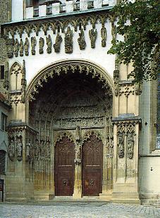 Südportal des Mariendomes