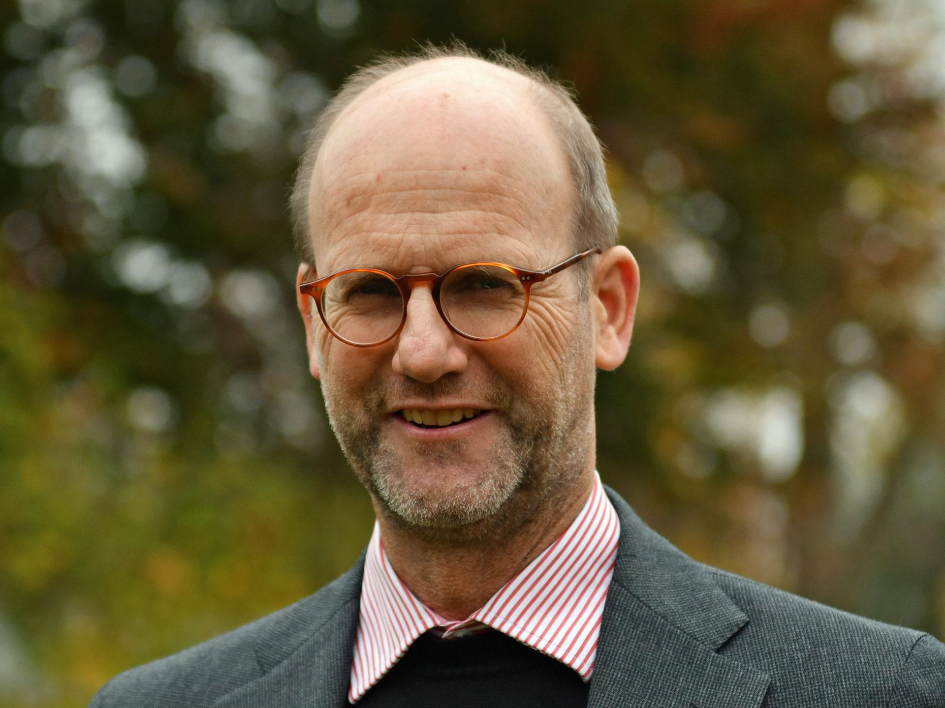 Der Bobinger Pfarrer Thomas Rauch ist auch Dekan von Schwabmünchen (Foto: Julian Schmidt / pba)