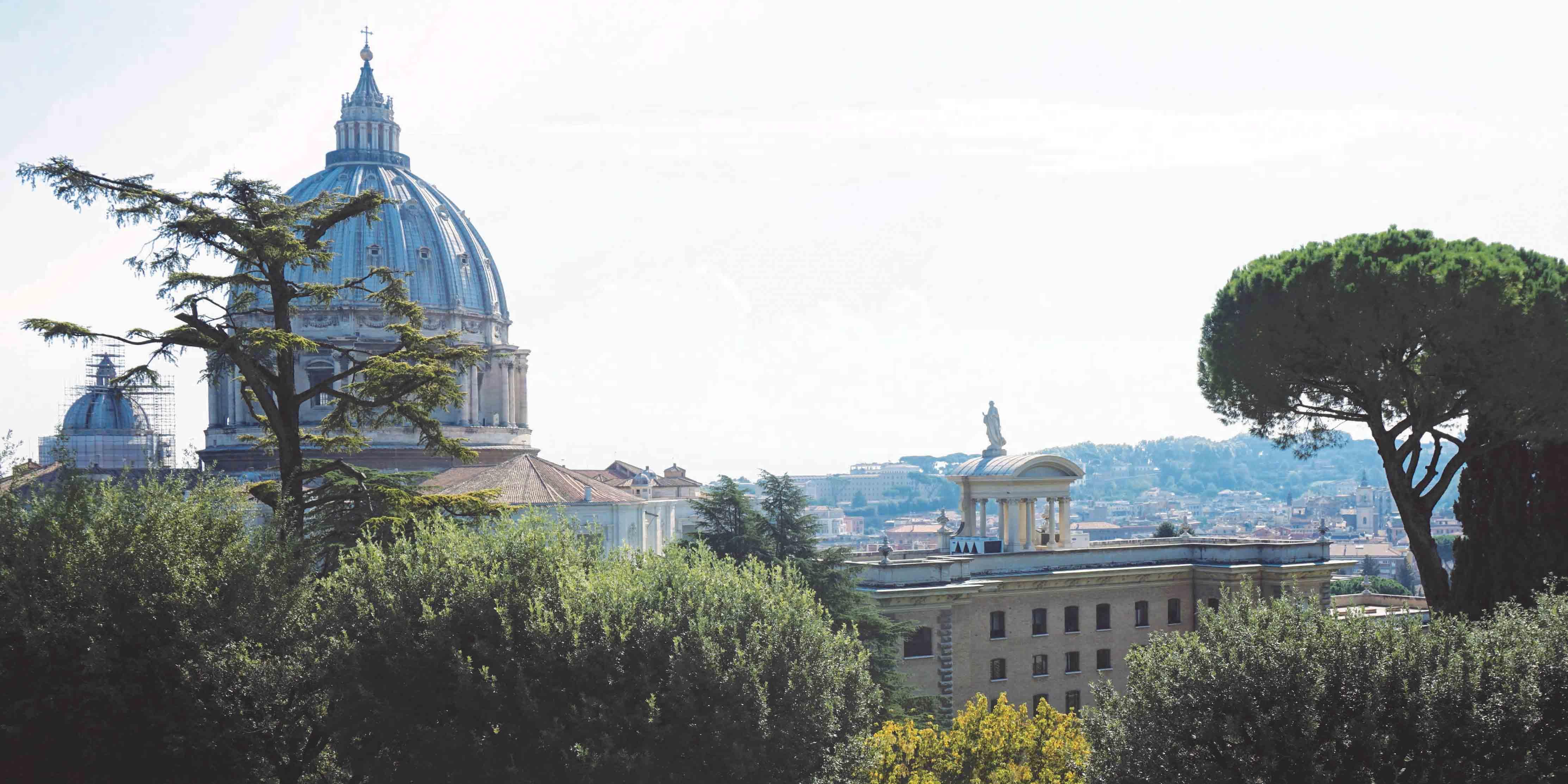 Vatikanische Gärten_01_Karin Demartin