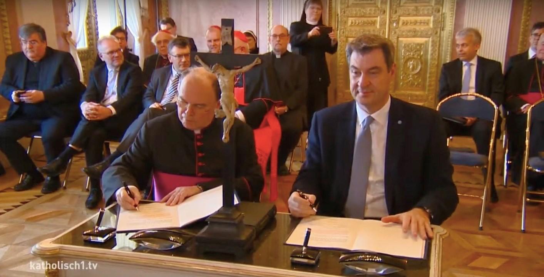 Vereidigung Prälat Bertram Meier 2