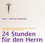 """""""24 Stunden für den Herrn"""": Eucharistische Anbetung und Beichtmöglichkeit im Augsburger Mariendom"""