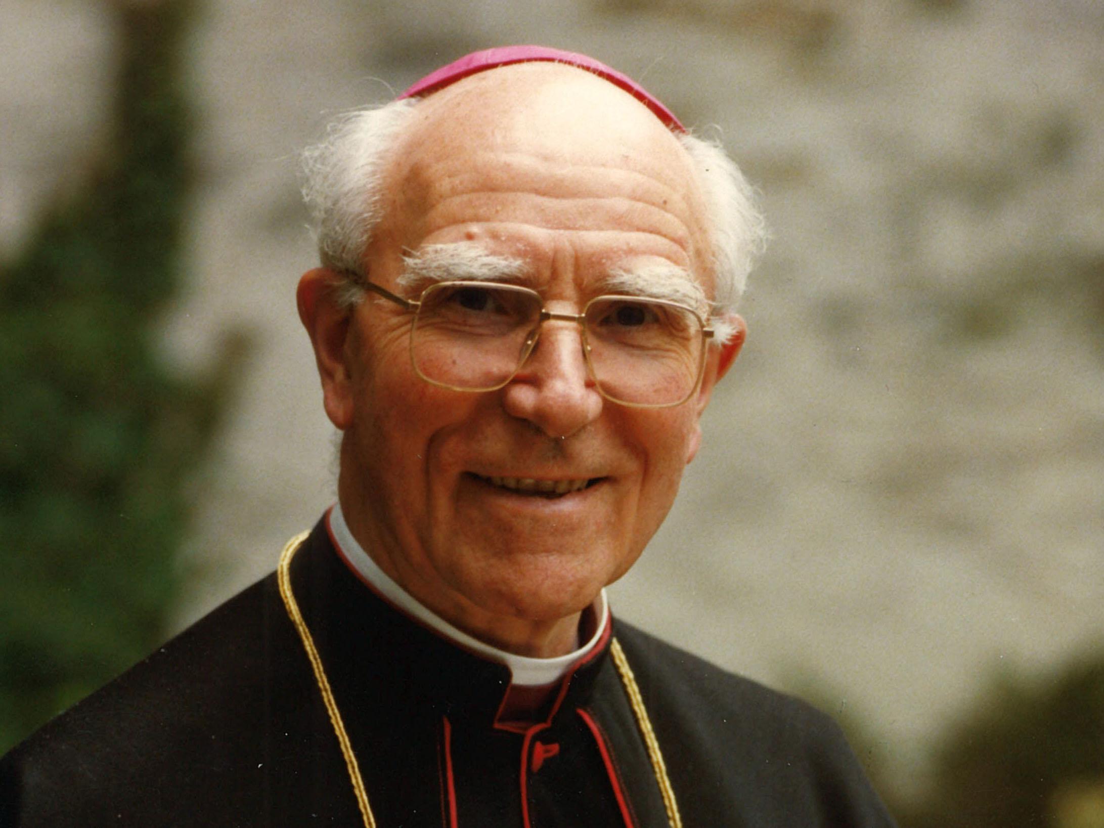Am 12. September vor 25 Jahren verstarb der langjährige Bischof von Augsburg, Dr. Josef Stimpfle. (Foto: Helmut Hien)