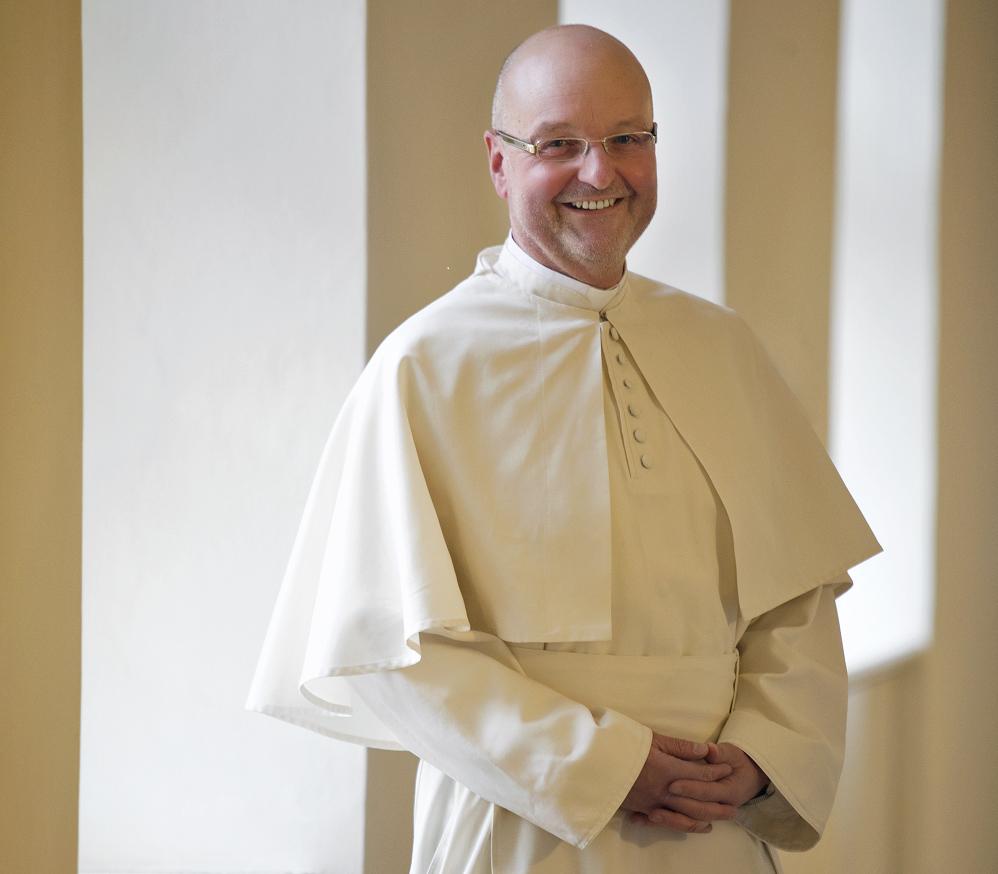 Pater Stefan Kling, Leiter des Amts für Kirchenmusik und Prior des Prämonstratenserkloster Roggenburg. (Foto: privat)