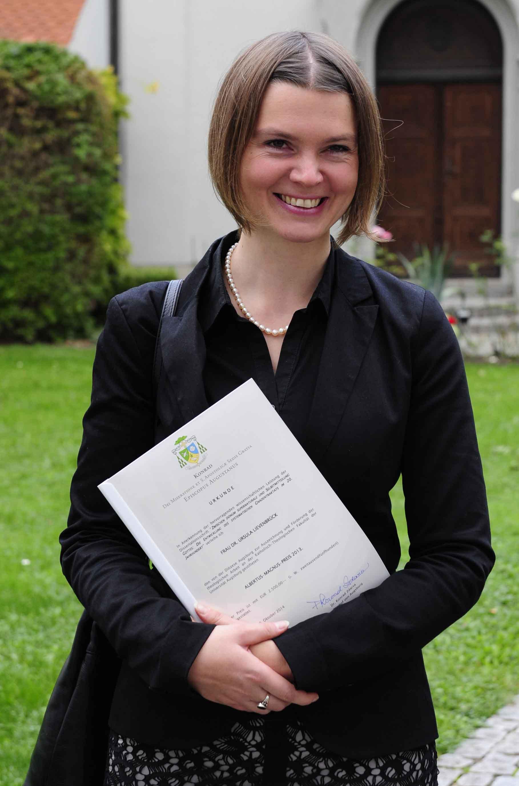 Dr. Ursula Lievenbrück. (Foto: Michel/pba)