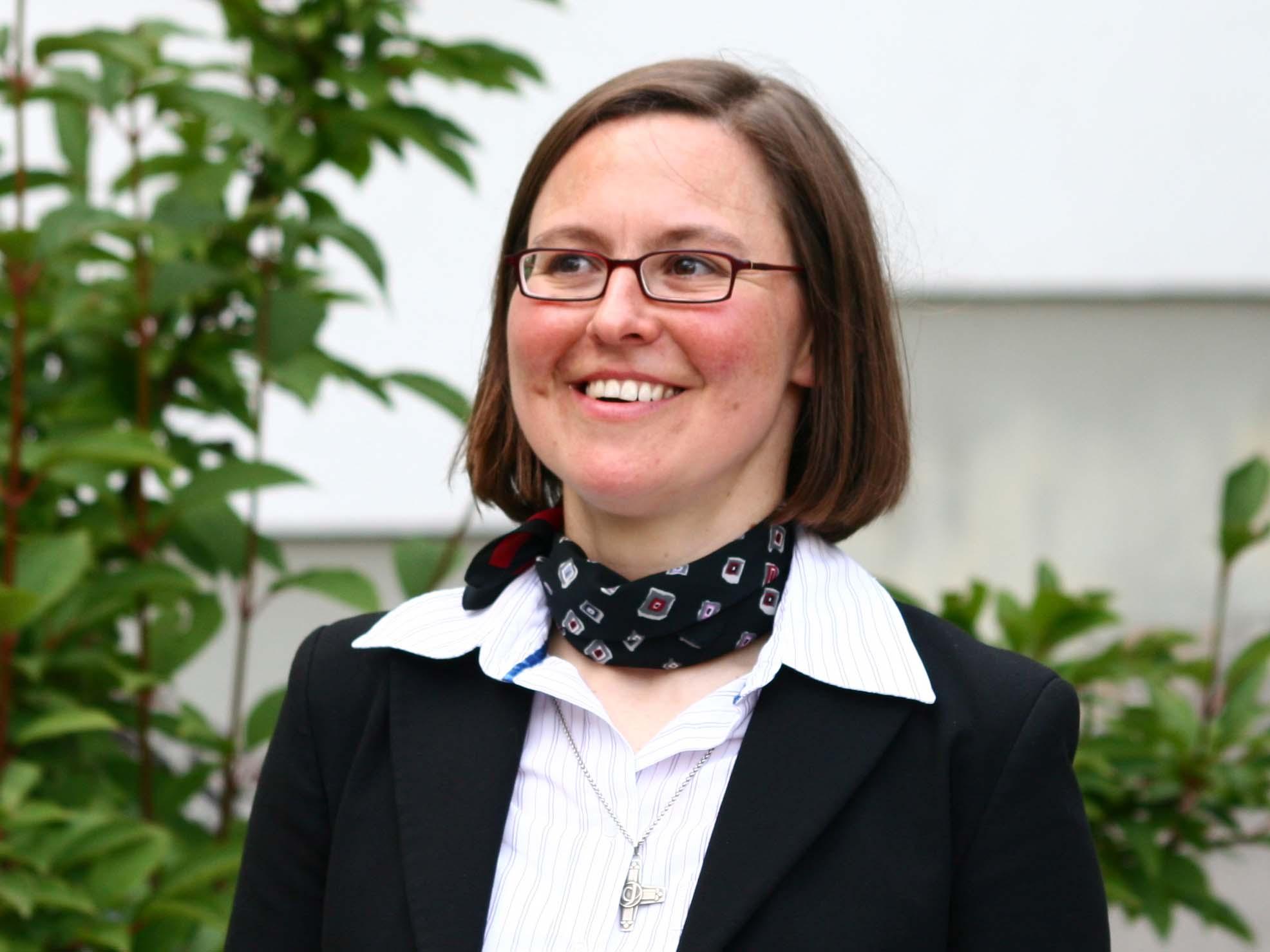 Sr. Anna Schenck CJ (Foto Privat)