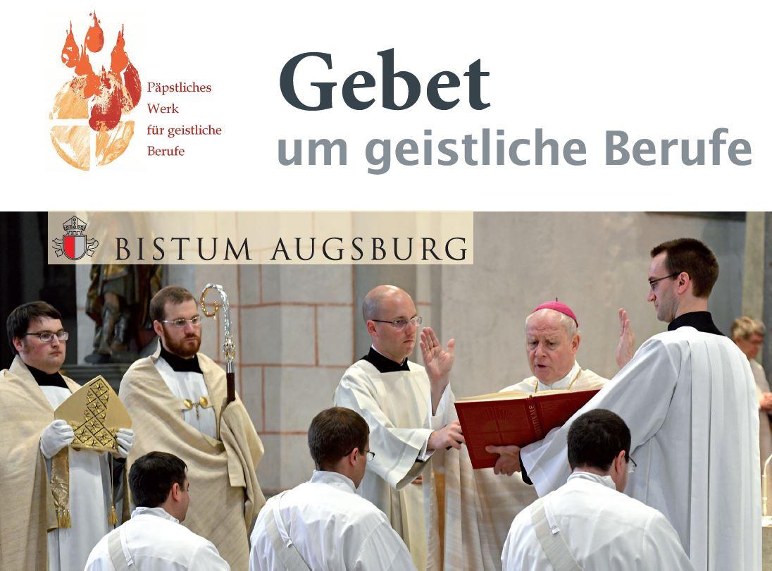 Augsburger Dom: Gebet um Geistliche Berufe