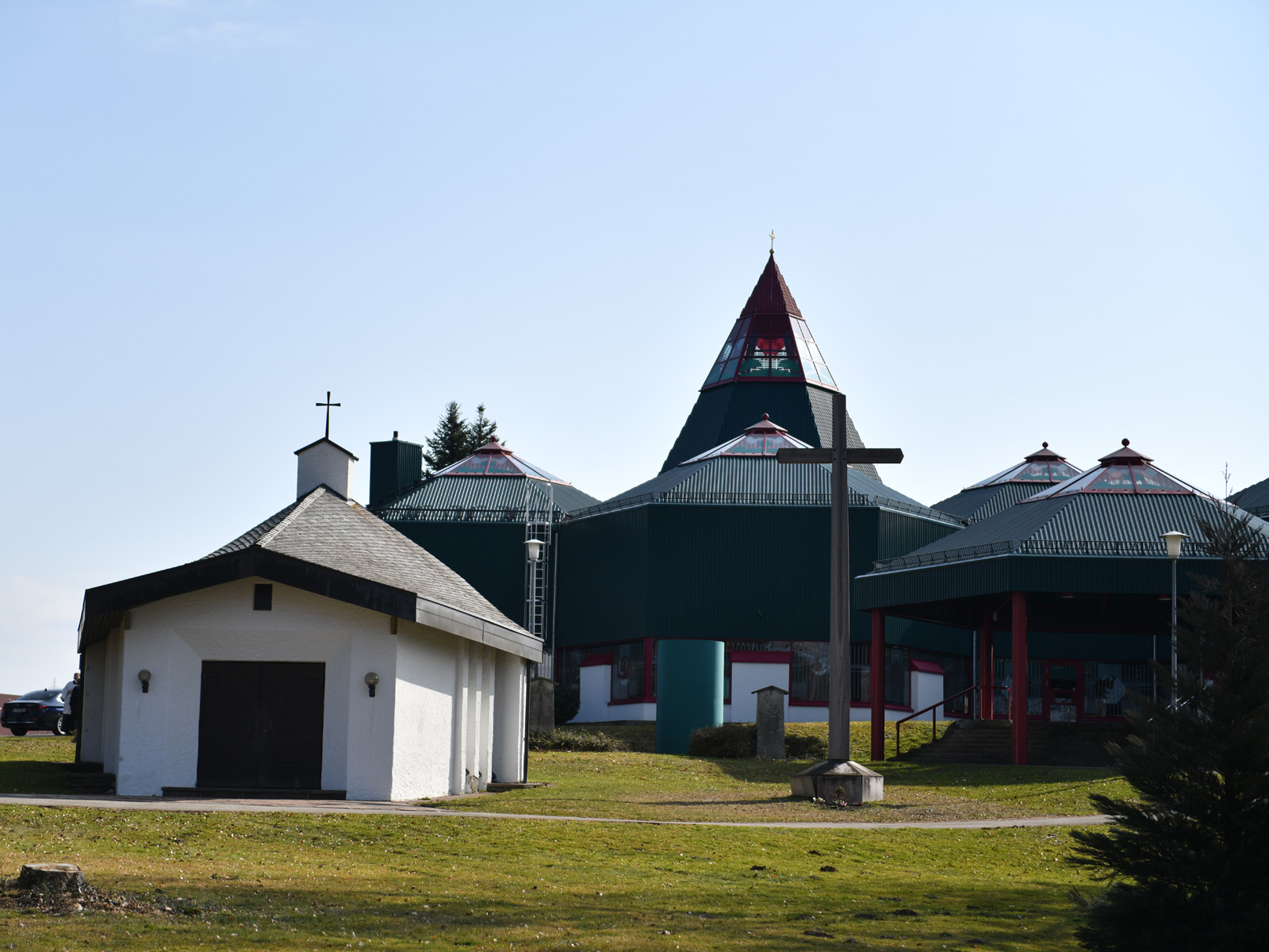 Die Gebetsstätte Wigratzbad