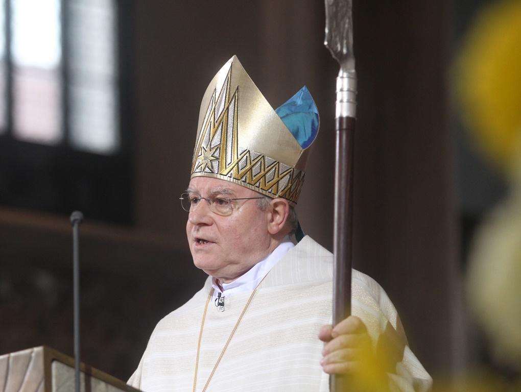 Der neue Bischof von Augsburg Dr. Konrad Zdarsa (Fotos: pba/Annette Zoepf)